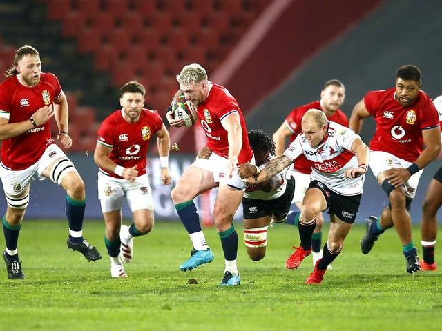 5 things we learned as Lions started South Africa tour with big win