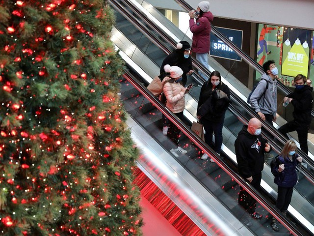 Ontario residents should celebrate Christmas within their own households: Premier Doug Ford