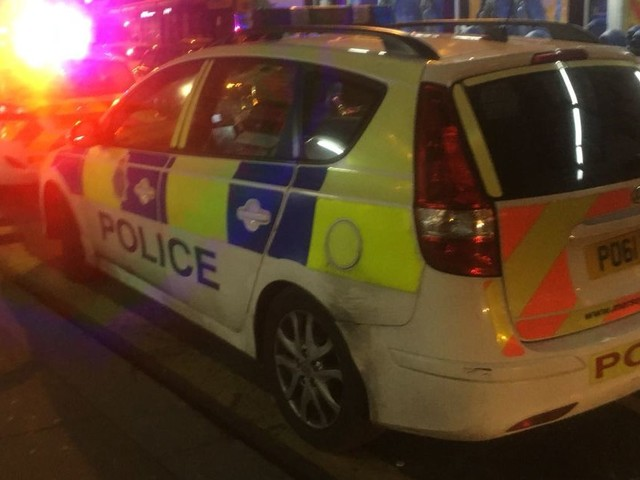 Police called to reports of 'disturbance' in Liverpool city centre - latest updates