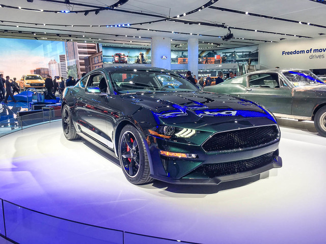 2018 Detroit motor show: report and gallery