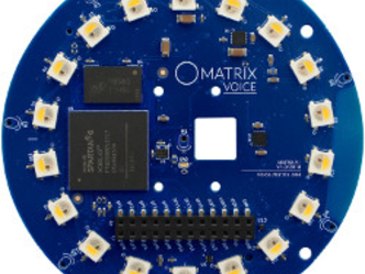 Matrix Voice RPi add-on with 7-mic array relaunches
