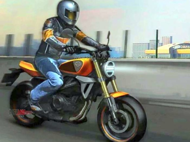 Harley Davidson 338 cc motorcycle is a rebadged Benelli TNT 300