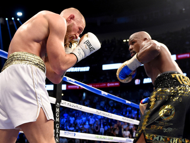 Floyd Mayweather would beat Conor McGregor when he's 58, claims his uncle Jeff as he admits he'd love to see rematch