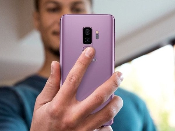 Unlocked Samsung Galaxy S9 gets Android 10 update in the US
