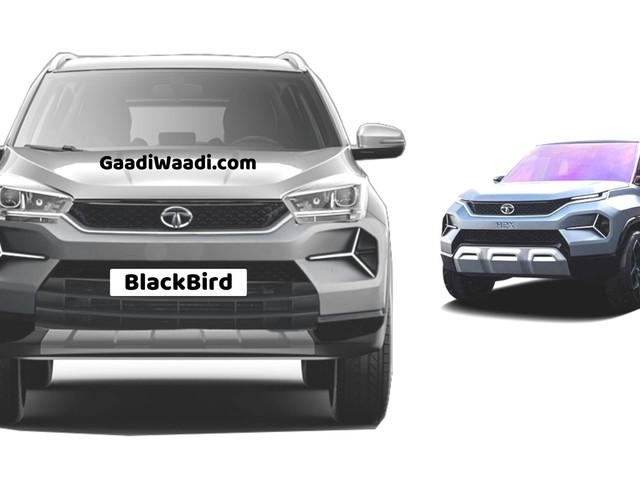 Tata Motors Likely To Launch 8 Cars In Coming Months – Blackbird To Hornbill