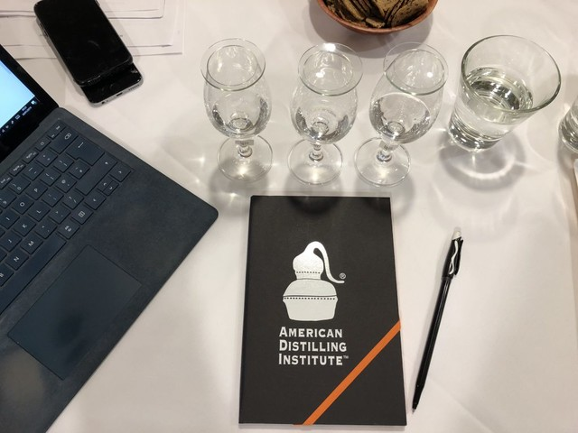 We join ADI for the Judging of Craft Spirits!