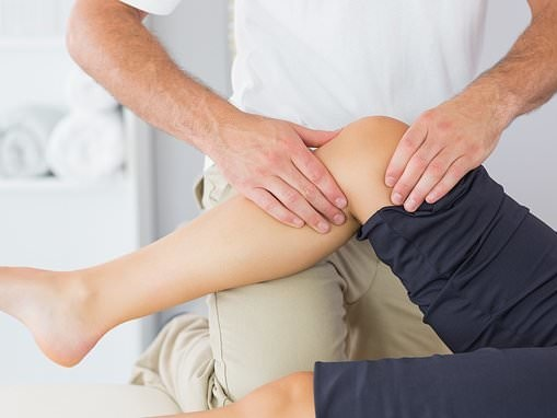 'Shock absorber' device for the knees is giving people immobilised by arthiritis their lives back