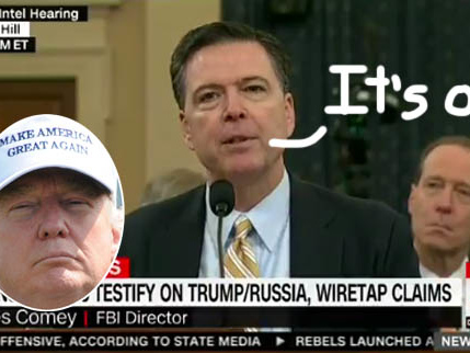 The FBI Is Officially Investigating Donald Trump's Ties To Russia During 2016 Election & Says Wiretapping Investigation Turned Up NOTHING!