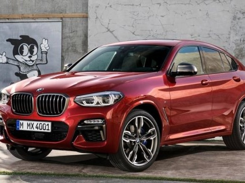 2020 BMW X4M Speculatively Rendered, Looks Great