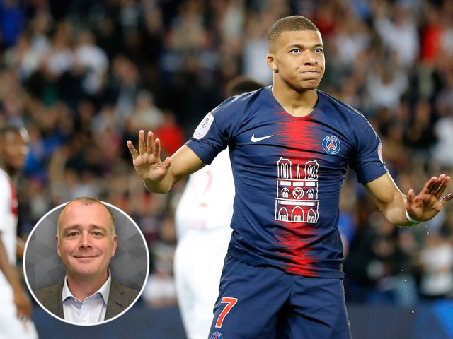 Mbappe would be the statement signing the Premier League dreams of to show English football is on top of the world