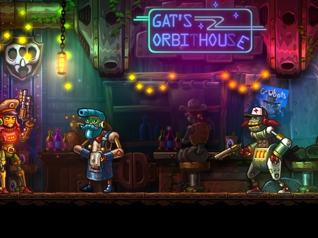 SteamWorld Heist: Ultimate Edition is stealing onto Switch this month