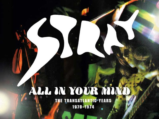 Stray: All In Your Mind – Album Review