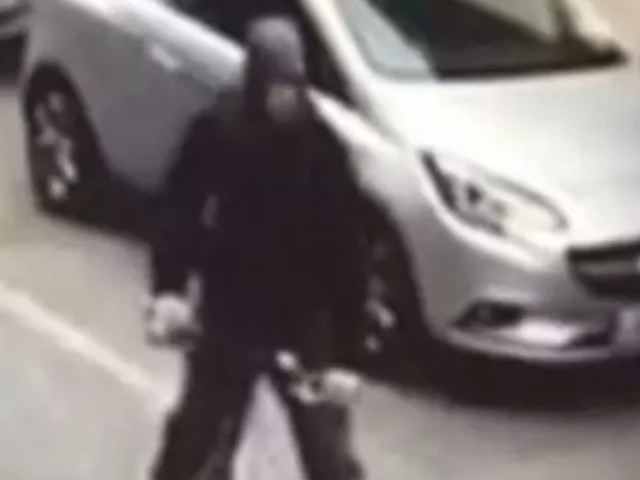 Acid Attack In Bow Caught On CCTV As Metropolitan Police Launch Hunt For Suspect