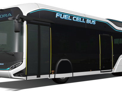 Toyota showing two new fuel cell concepts at Tokyo Motor Show: bus and car