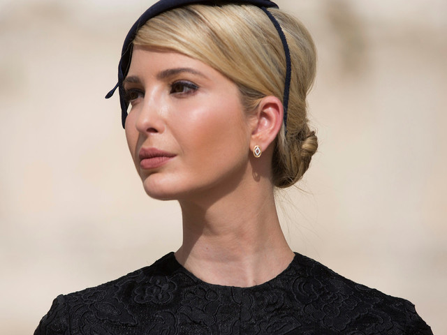 'But Is Ivanka OK?' Media Wonders As Florida Sinks Into Atlantic