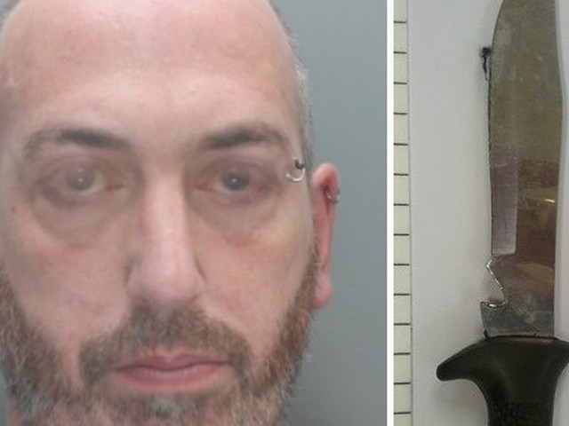 Mentally ill man found carrying sword and large knife at Lime Street Station