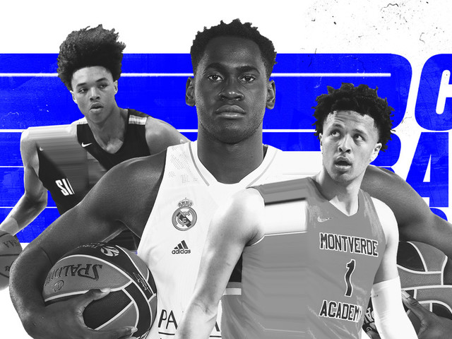 NBA mock draft 2021: Next year's class finally has a legit No. 1 prospect