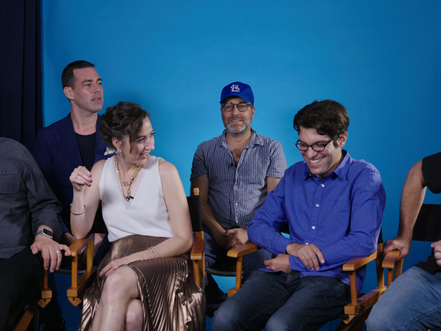 The Bob's Burgers Cast Improvises a Mini-Episode About the Birds and the Bees