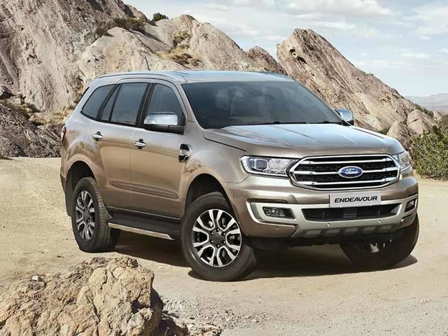 Ford Endeavour Price Hike In India – New Vs Old Prices