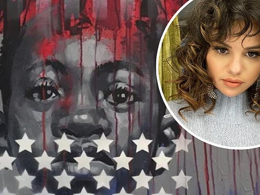 Selena Gomez says she'll use her massive social media platforms to shine light where it's needed