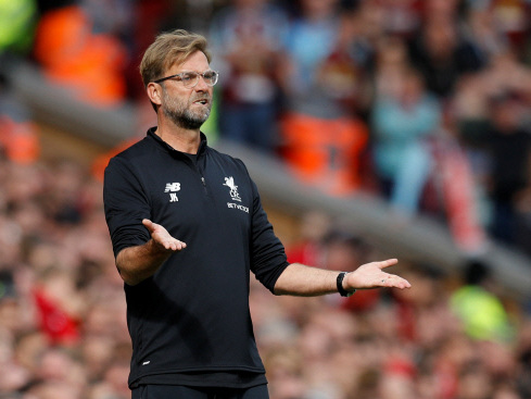 Liverpool boss Klopp focused on solutions amidst criticism