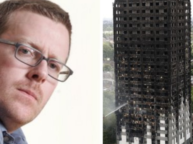 Frankie Boyle Tells Owen Jones Grenfell Fire Victims Were Treated As 'Less Than Human'