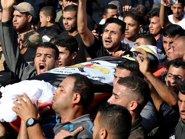Israel kills Islamic Jihad commander in Gaza airstrikes