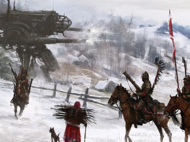 Cult favourite board game Scythe is coming to Steam