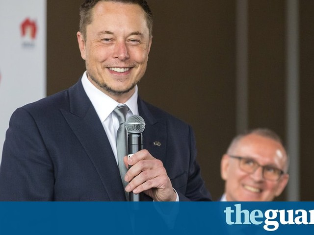 Elon Musk's Tesla battery in South Australia poised for final testing
