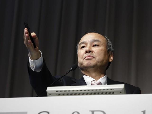 SoftBank's $108 billion Vision Fund 2 is on shaky ground
