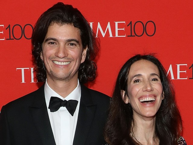 WeWork is debating whether to take power away from Adam and Rebekah Neumann, its husband and wife cofounders, to get its IPO back on track