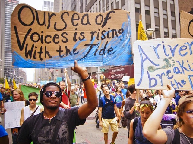 Spotlight on green news & views: NY Council votes for environmental justice; Al Gore optimistic