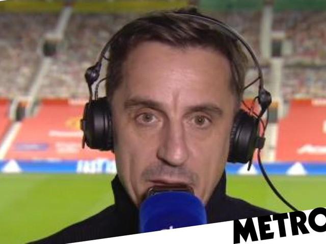 Chelsea? Man Utd? Liverpool? Gary Neville names his Premier League top four