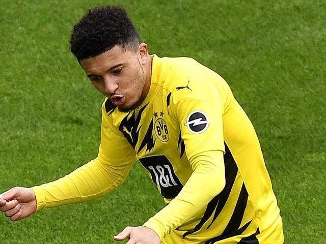 Jadon Sancho not quite certain of his future at Borussia Dortmund