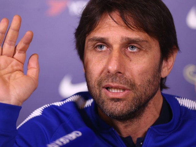 Conte optimistic Chelsea only two-three players away from competing for title