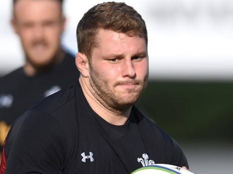 Six Nations 2019: Thomas Young can stake claim, says Robin McBryde