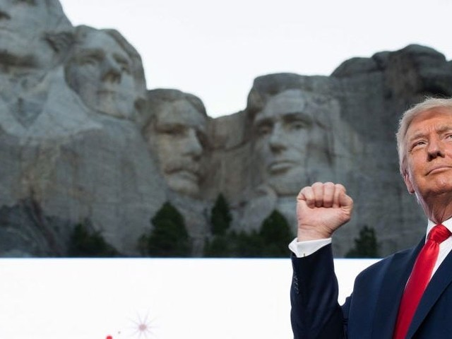Trump announced a 'National Garden' to honor 'American heroes' after railing against removing Confederate symbols