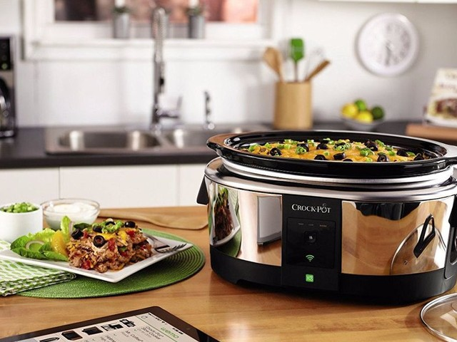 Crock-Pots are on sale right now on Amazon for all your slow-cooking needs