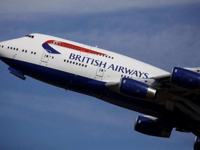 British Airways suspends all flights from Gatwick Airport