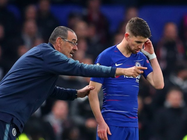 Jorginho: Sarri more relaxed than ever; Chelsea just have to believe