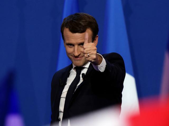 French election: Emmanuel Macron wins parliamentary majority