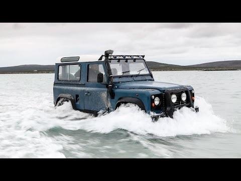 Ineos Grenadier: prototypes due in 2018 under new engineering deal
