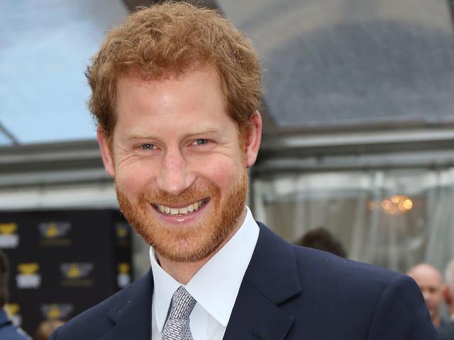 Prince Harry Admits He 'Still Has A Naughty Streak Too'