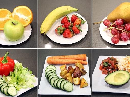 What IS the daily minimum of fruit & veg? We explain