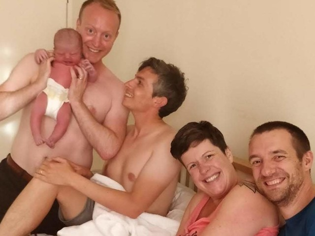 My Family Was Complete But I Wanted To Birth Another Child, So I Became A Surrogate