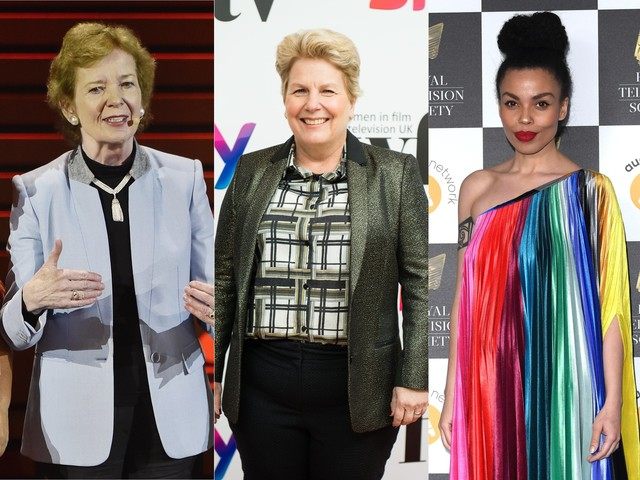 Sandi Toksvig, Mary Robinson and Emma Dabiri join line-up for feminist WOW festival