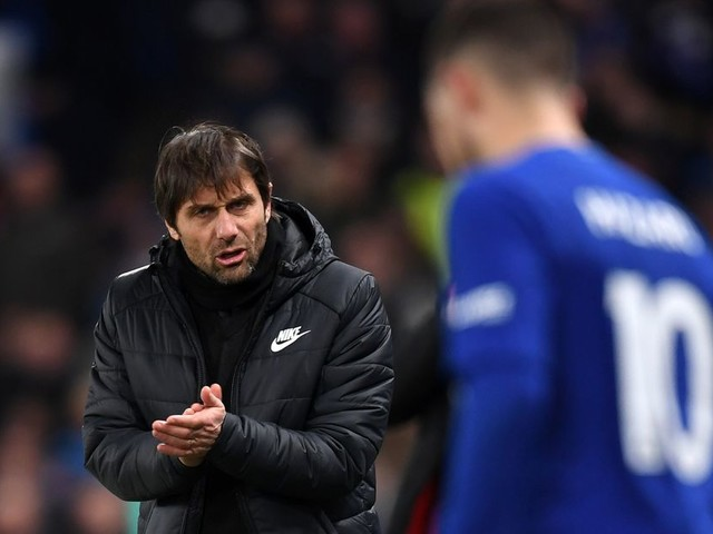 Conte not looking for excuses or scapegoats: We win together; we lose together