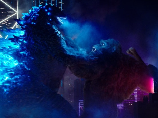 'Godzilla vs. Kong' Film Review: Larger-Than-Life Opponents Clash in a Smaller-Than-Life Story