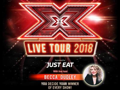 X Factor Live announced 13 new tour dates