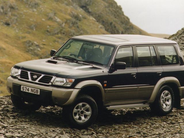 Used buying guide: Nissan Patrol GR